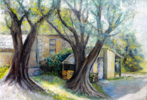 France. Colette. Estate Of Auguste Renoir