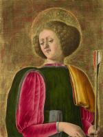 Скьявоне Джорджио. Святой Себастьян