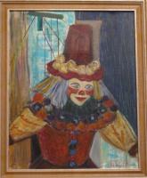 Olga Hermiseeva. Puppet