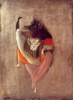 Леонора Каррингтон. Танцор II