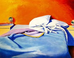 Eduardo Urkulo Fernandez. Bed