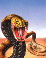 Ли Маклеод. Змея