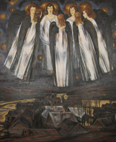 Mikhail Andreevich Savitsky. Requiem