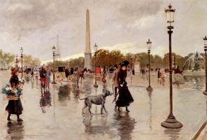 Жорж Штейн. Париж