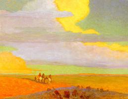 Оскар Эдмунд Бепнингхаус. Путешествие на север на рассвете