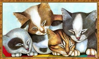 Тереза Обриен. Коты