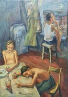 Alexander Kovalchuk. Dreams Artyushkina