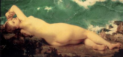 Поль Бодри. Жемчужина и волна