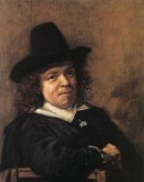 Франс Хальс. Портрет Франса Янша