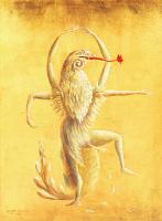 Leonora Carrington. Dancer