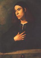 Джорджоне. Портрет молодежи