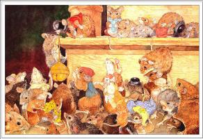 Джерри Пинкни. Мыши
