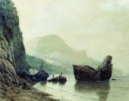 Лев Феликсович Лагорио. Черное море
