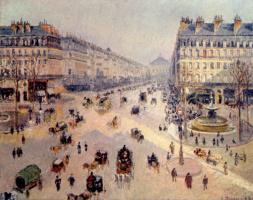 Camille Pissarro. Opera travel