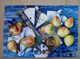 September pear