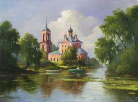 Сергей Николаевич Соловьёв. Трубеж