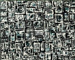 Ли Краснер. Белые квадраты