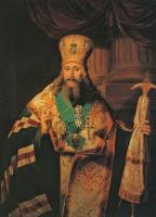 Владимир Лукич Боровиковский. Портрет Амвросия Подобедова