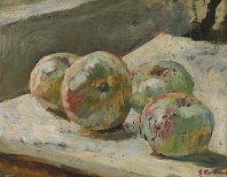 Жан Эдуар Вюйар. Четыре яблока