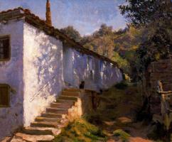 Salvador Díaz Ignacio Ruiz de Olano. House in Monterico.