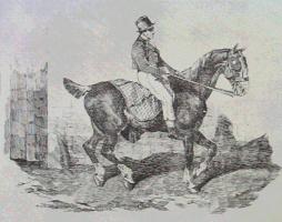 Теодор Жерико. Лошадь