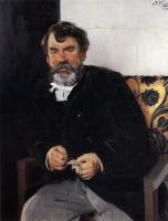 Владимир Егорович Маковский. Портрет Е. С. Сорокина