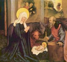 Hans Scheufelain. Christmas
