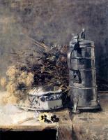 Генриетта Роннер-Книп. Кувшин из олова
