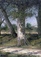 Alexey Petrovich Bogolyubov. These oaks