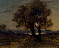 Анри-Жозеф Харпигниес. Пейзаж