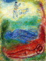 Марк Захарович Шагал. Отдых