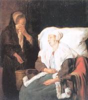 Антонелло да Мессина. Больная