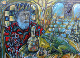 Garri Yuhvetz. Древнее царство