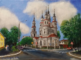 Александр Белобородько. Калуга