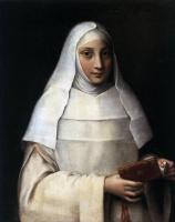 Софонисба Ангвиссола. Портрет монахини (Сестра художницы)