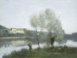 Camille Corot. Wil d'avre