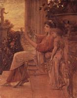 Густав Климт. Сафо
