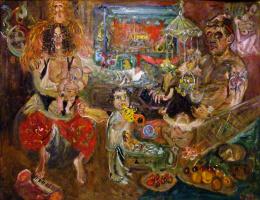 Натта Ивановна Конышева. Семейный портрет