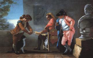 Хосе Кастилльо. Большой кот