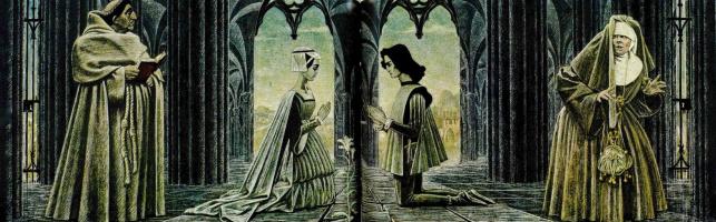 """Савва Григорьевич Бродский. """"Ромео и Джульетта"""""""