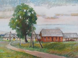 Васіль Леанідавіч Грыневіч. Дарога