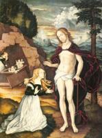 Ханс Бальдунг. Христос-садовник