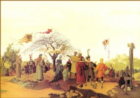 Андрей Дружин. Деревья