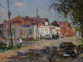 Константин Долгашев. Полдень