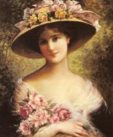 Эмиль Вернон. Необычная дама