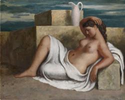 Reclining Nude. 1952