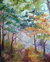 Надежда Анатольевна Полеха. Forest