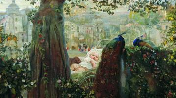 Isaac Brodsky. Fairy tale