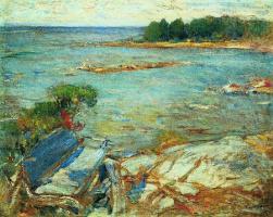 Abram E. Arkhipov. North sea