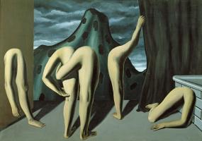 René Magritte. Intermission